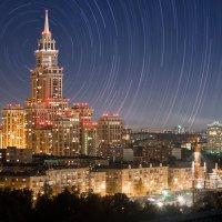 Круговорот столицы :: Анна Аринова
