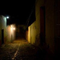 Night, Street, Lantern... :: Олег Гаврилов