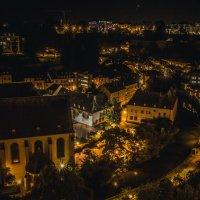 Night Luxembourg :: Alena Kramarenko