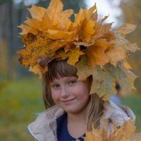 краски осени :: Рассинская Аня