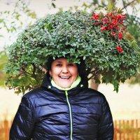 Осень диктует свою моду... :: TATYANA PODYMA