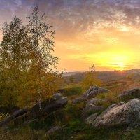 Осень на Мече :: ha-hunter