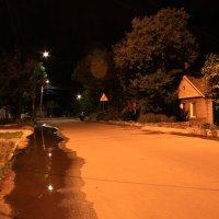 ночной горд на Азове :: анатолий грицаенко