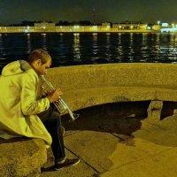 Ночной блюз ... :: Святец Вячеслав