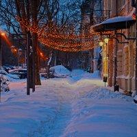Сказочная зима :: Надежда Кульбацкая