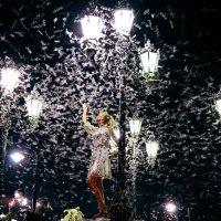 Летний снег из мотыльков :: Наталия
