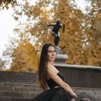 Осень в Нескучном саду :: Анна Городничева