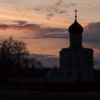 Покрова на Нерли(1165). :: Георгий Башкин