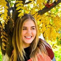 Осень-это повод для улыбки :) :: Alina Brown