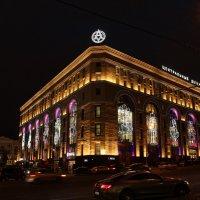 Центральный детский магазин :: Татьяна Тимофеева