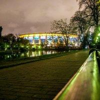 Прохлада вечерней Москвы :: Александр Якуба