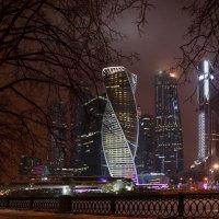 Деловой центр. :: Oleg4618 Шутченко