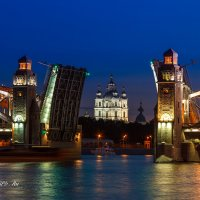 Ночной Петербург. :: Александр Истомин