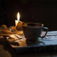 Кофе с ароматом осени!!!!! :: ФотоЛюбка *