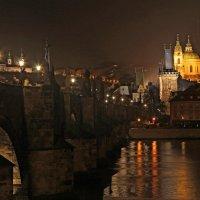 Night lights of Prague -2. :: Avgusta