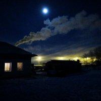 Вечера на хуторе близ Барнаула :: николай матюшенков