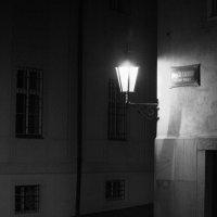 Рисунок ночной тени :: Андрей Михайлин