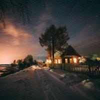 Дом, милый дом :: Татьяна Афиногенова