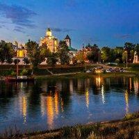 Спасо - Преображенский монастырь. :: Владимир Голиков