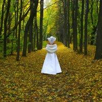 Невеста осени :: Мария Самохина