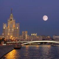 лунная ночь :: scbi