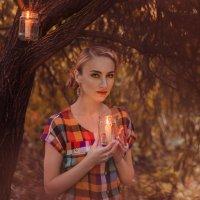 Девушка - осень :: Tatyana Smit