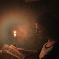 Ученье - свет, а неученье - тьма. :: Кристина Волошина
