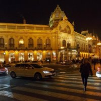 Вечер в Праге :: Александр