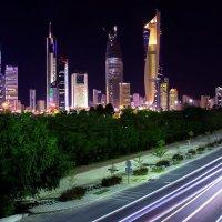 Огни Кувейта :: Kristina Suvorova