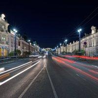 Вечером в городе :: Сергей С