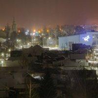 Ночь в Кунгуре :: Алексей