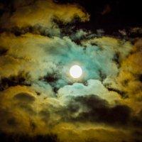 """Ночь """"красной луны"""" :: Михаил Бояркин"""