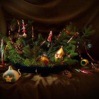У бабушки на елке :: Сергей Медведев
