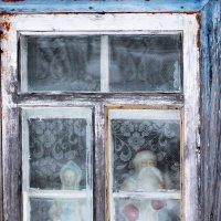 Новый год из  деревенского детства :: Андрей Скорняков