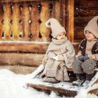 Зимняя прогулка :: Татьяна Бондарь