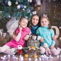 Три сестренки :: Ольга Кучаева