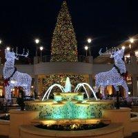 Ночь накануне Рождества... :: Виктория