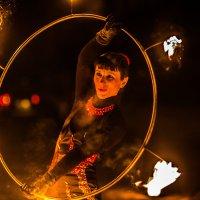Огненный танец :: игорь козельцев