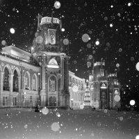 А снег идет, а снег идет ... :: Лариса Корженевская