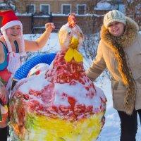 Новый год! :: Алексей. Бордовский