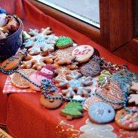 Новогодние пряники :: Алёна Найдёнова