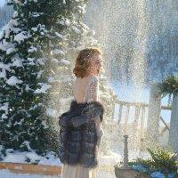 Новогодний снег :: Олеся