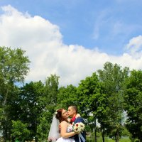 Поцелуй в танце :: Виолетта Бычкова