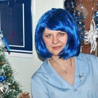 Новогодняя прическа-2 :: Юрий