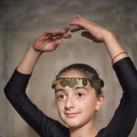 молодая танцовщица :: Nunik