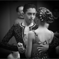 Танго - танец страсти :: Александр
