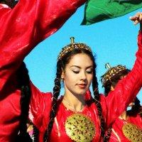 Туркменский танец :: Narkuly Orunow