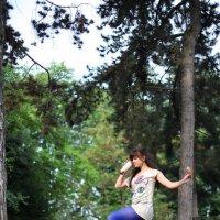 Когда танцуешь всегда и везде. :: Фотограф в Париже, Франции Наталья Ильина