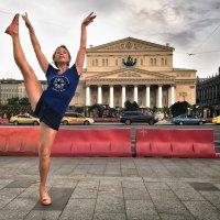 Весь мир театр, а люди в нём танцуют) :: Вадим