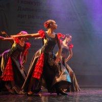 Танец - это наша жизнь :: Инесса Тетерина